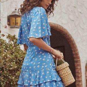 Saylor Mel Mini Dress